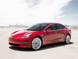 2019款 Model 3 标准续航后驱升级版