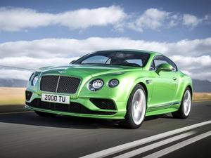 2015款 欧陆 6.0T GT Speed