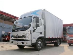 奥铃新捷运 科技版 143马力 4.165米单排厢式轻卡(BJ5049XXY-A8)