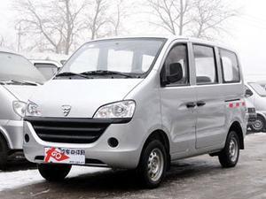 2010款 哈飞小霸王 1.0L 标准型D10A