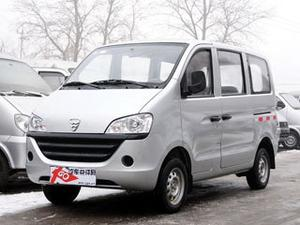 2010款 哈飞小霸王 1.0L 豪华型D10A