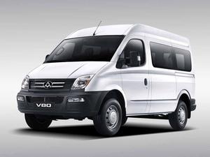 2018缓 上汽大通V80 2.5T AMT满运通长轴高到5所