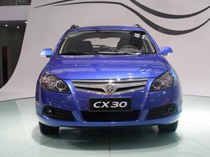 2010款 长安CX30 1.6L MT时尚低碳版