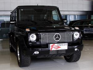 2004款 奔驰G级 G500