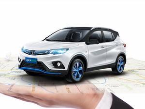 2019款 东南DX3新能源  EV400 豪华版