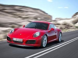 2016款 保时捷911 Turbo 3.8T