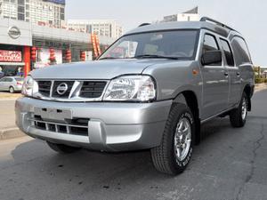 2013缓 日产ZN厢式车 2.4L少赶豪华型5所