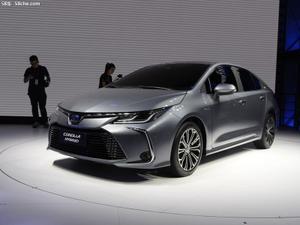 2019款 卡罗拉 双擎1.8L基本型