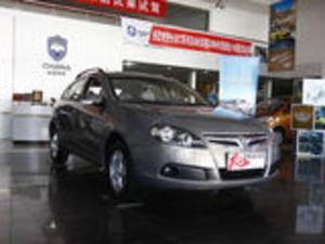 2010款 长安CX30 1.6L MT豪华低碳版