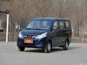 2019款 五菱荣光V  1.2L厢式运输车实用型