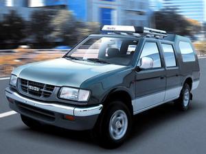 2009款 五十铃皮卡 2.6L四驱 基本型皮卡