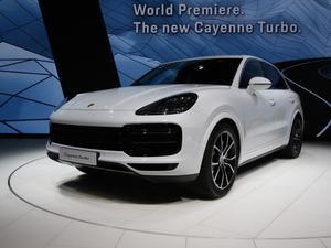 2019款 Cayenne Turbo Coupé 4.0T