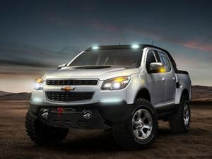 2011款 Colorado Rally Concept