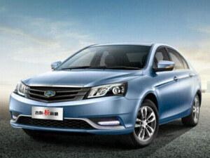 2015款 帝豪 三厢 1.5L CVT向上版