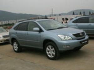 2004款 雷克萨斯RX 300