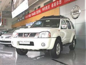 2006款 帕拉丁 2.4 XE 两驱豪华版