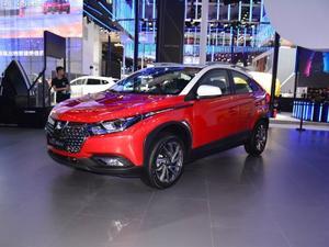 2019款 U5 SUV 1.6L CVT旗舰版