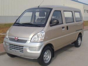 2012款 五菱荣光 1.5L标准型