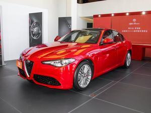 2019缓 Giulia  2.9T 510HP F1限量版