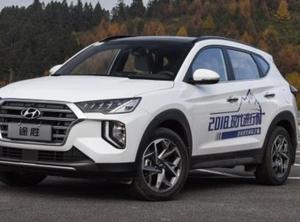 2019款 途胜 280TGDi 双离合两驱舒适版