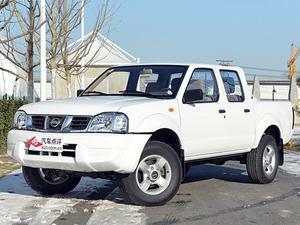 2013缓 日产D22 2.4L汽油四驱高级型