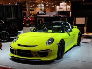2014款 保时捷911 Targa 4 3.4L