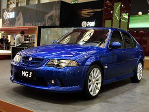 2007款 MG 5