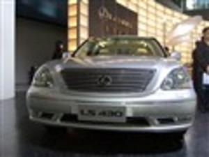 2004款 雷克萨斯LS 430