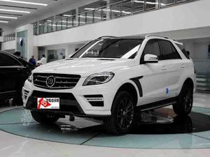 2013款 M级 35MR