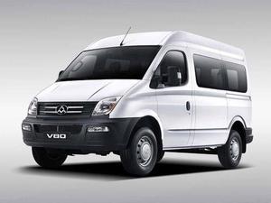 2019款 上汽大通V802.5T经典款AMT厢式货车VAN短轴中顶6座