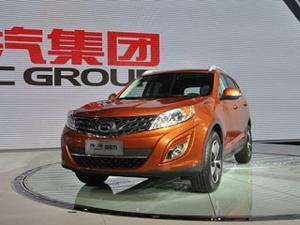 2012款 传祺GS5 2.0L 手动舒适版