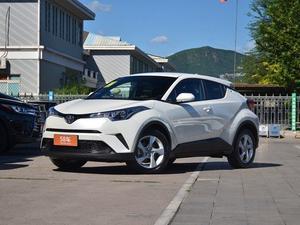 2020款 丰田C-HR 2.0L 舒适版