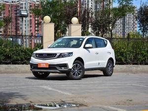 2019缓 远景SUV 1.4T CVT舒适型 国VI