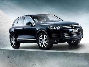 2013款 途锐 3.6L V6 越野增强高配型