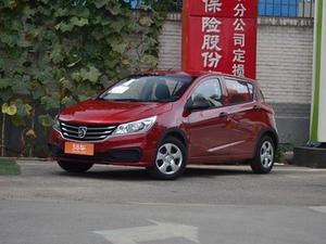 2017款 宝骏310 1.5L 自动舒适型