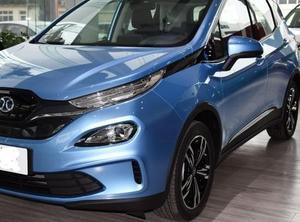 2019款 北汽新能源EX3 R600 劲尚版