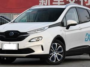 2019款 北汽新能源EX3 R600 劲领版