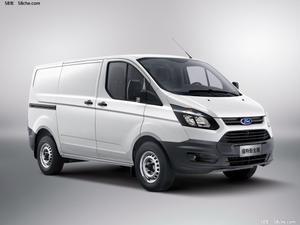 2017款 新全顺 2.0T柴油厢式运输车中轴中顶 国V