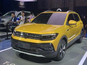 2019缓 上汽大众T-Cross 280TSI DSG豪华版