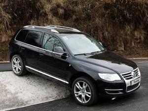 2010款 途锐 3.6 V6限量舒适版