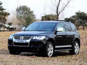 2010款 途锐 3.6 V6限量顶配版