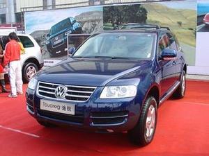 2006款 途锐 3.2 V6顶级版