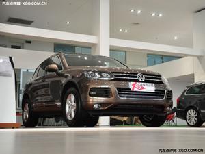 2011款 途锐 3.0TDI V6柴油标配型