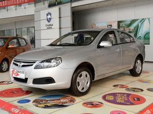 2012款 长安CX30 三厢 1.6 MT豪华低碳版