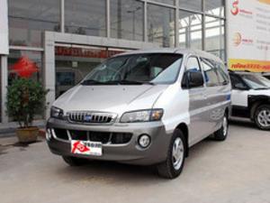 2011款 2.0L穿梭 汽油舒适版HFC4GA3