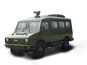 2017款 Ouba 2.8T 2045卡车中车身43S4
