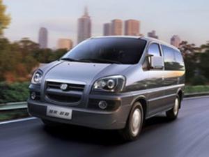 2011款 2.4L祥和 汽油豪华版HFC4GA1-C