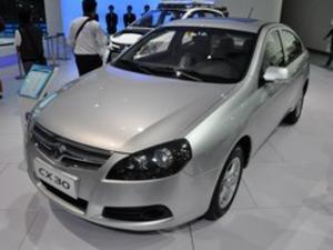 2011款 长安CX30 三厢 1.6 MT智能豪华版