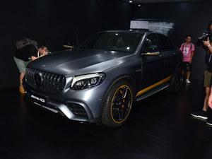 2018款 AMG AMG GLC 63 S 4MATIC+ 轿跑SUV先型特别版