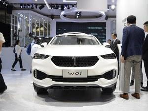 2017款 VV7 VV7c 豪华型